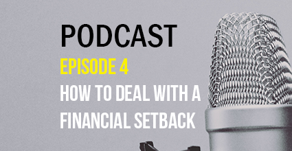 Podcast - Episode 4 - How to Deal With A Financial Setback - Current Balance - Marion Community Credit Union