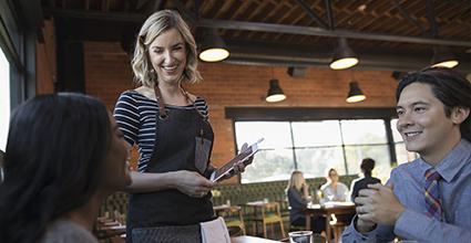 Hacks to Save Money at a Restaurant - Current Balance - Marion Community Credit Union
