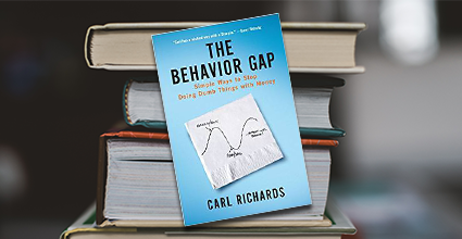 The Behavior Gap - Current Balance - Marion Community Credit Union