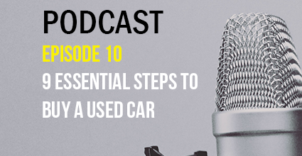 Podcast - Episode 10 - 9 Essential Steps to Buy a Used Car - Current Balance - Marion Community Credit Union