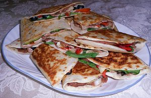 fajita-style quesadillas - current balance - marion community credit union