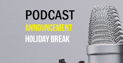 Podcast - Announcement - Holiday Break - Current Balance - Marion Community Credit Union