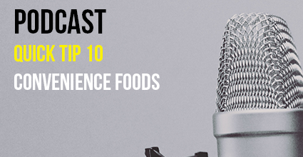 Podcast - Quick Tip 10 - Convenience Foods - Current Balance - Marion Community Credit Union