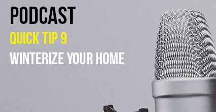 Podcast - Quick Tip 9 - Winterize Your Home - Current Balance - Marion Community Credit Union