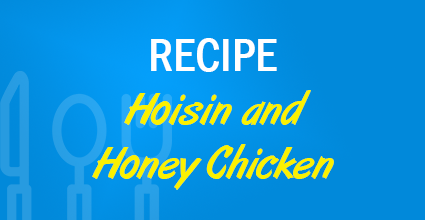 Recipe - Hoisin and Honey Chicken - Current Balance - Marion Community Credit Union