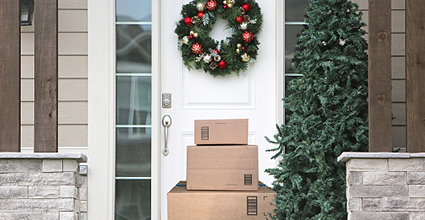 Waging War Against Porch Pirates - Current Balance - Marion Community Credit Union